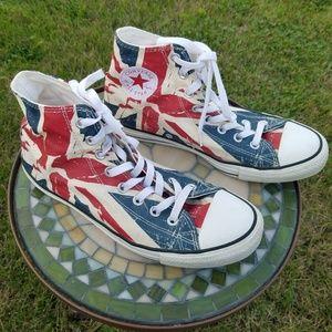Converse Chuck Taylor Union Jack Hi Top Sneakers